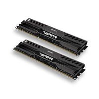 Patriot Memory RAM-geheugen: 16GB (2 x 8GB) PC3-12800 (1600MHz) Kit