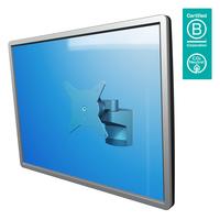 Dataflex montagehaak: ViewLite Monitorarm 202 - Zilver