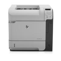 HP LaserJet Enterprise 600 M602n Laserprinter - Zwart