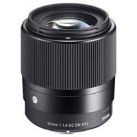 Sigma Sigma DC 1,4/30 DN Sony E-Mount Contemporary (302965)
