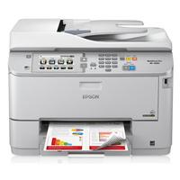 Epson multifunctional: WorkForce WF-5690DWF - Zwart, Cyaan, Magenta, Geel