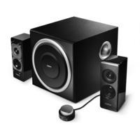 S330D 2.1 Speakersysteem Zwart