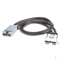 APC electriciteitssnoer: Symmetra RM 4ft Extender Cable for 220-240V RM Battery Cabinet