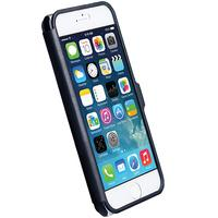Krusell mobile phone case: Donsö, ViewCase, f/ Apple iPhone 6 Plus, Black - Zwart