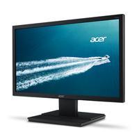 Acer monitor: V6 196WLbmd - Zwart