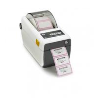 Zebra labelprinter: ZD410 - Wit
