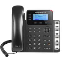 Grandstream Networks IP phone,3 SIP accounts, 3 line keys, HD audio, PoE, 2 Gigabit ports, IP .....