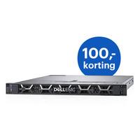 DELL PowerEdge R640 Server - Zwart