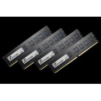 G.Skill RAM-geheugen: 32GB DDR4-2400Mhz - Zwart