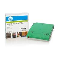Hewlett Packard Enterprise datatape: LTO4 Ultrium 1.6TB WORM - Groen