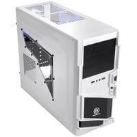 Thermaltake behuizing: Commander MS-I Snow Edition - Zwart, Wit