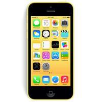 Apple smartphone: iPhone 5c 32GB - Geel | Refurbished | Licht-gebruikt