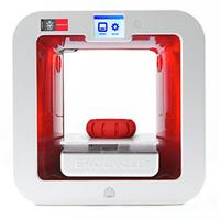 3D SYSTEMS 3D-printer: EKOCYCLE - Rood, Wit
