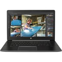 HP laptop: ZBook MWS BUNDEL ZBook Studio G3 4Core i7-6700HQ, 8GB geheugen, 256GB PCIeSSD, thunderbolt dock .....