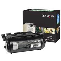 Lexmark cartridge: X64xe 10 K retourprogramma printcartridge - Zwart