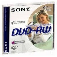 Sony DVD: 3 x DMW60AJ-BT DVD-RW