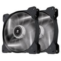 Corsair Hardware koeling: Air SP140 LED Twin Pack - Zwart