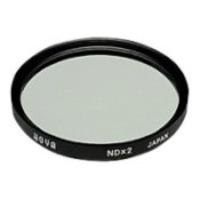 Hoya camera filter: NDx2 HMC 58mm - Zwart
