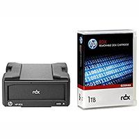 Hewlett Packard Enterprise tape drive: RDX+ 1TB