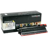 Lexmark ontwikkelaar print: C54x, X54x 30K gele developer unit - Geel