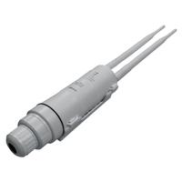 Intellinet High-Power Wireless AC600 Outdoor / Repeater, 433 Mbps Wireless AC (5 GHz) + 150 Mbps Wireless N .....