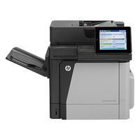 HP multifunctional: LaserJet M680dn - Zwart, Grijs