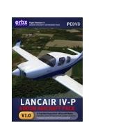 Orbx simulation systems algemene utilitie: pc DVD-ROM FTX LANCAIR IV-P - ADDON Aircraft Pack - V1.1