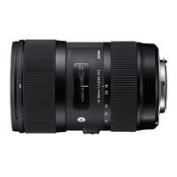 Sigma 18-35mm F1.8 DC HSM Camera lens - Zwart