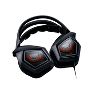 ASUS headset: Strix 2.0 - Zwart