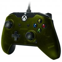 PDP game controller: Wired Controller (Groen)  Xbox One / PC