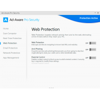 Lavasoft product: Ad-Aware Pro Security - Engels / Frans / 3 Gebruikers / 1 Jaar
