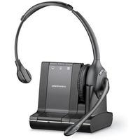 Plantronics headset: Savi W710 - Zwart