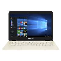 ASUS laptop: ZenBook Flip UX360 4GB RAM 128GB SSD - Goud