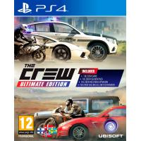 Ubisoft game: The Crew (Ultimate Edition)  PS4