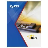 ZyXEL software licentie: E-iCard, 1Y, AV+IDP for USG50