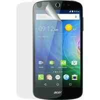 Azuri screen protector: Duo screen protector voor Acer Z330/M330/Z320 - Transparant