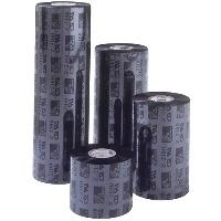"Zebra printerlint: Resin 5095 1.3"" - Zwart"