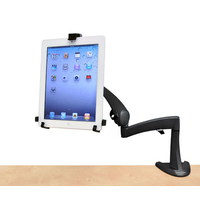 Ergotron notebooksteun: Neo-Flex Tablet Arm - Zwart