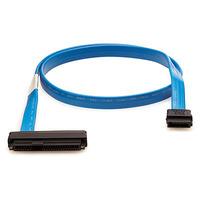 Hewlett Packard Enterprise HP Mini-SAS Cable for DAT Internal Tape Drive Kabel - Blauw