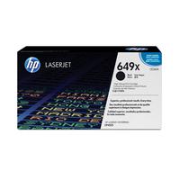 HP toner: colour LaserJet  CE260X toner cartridge  black - Zwart
