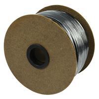 Valueline coax kabel: 100m 50 Ohm, PEE - Zwart