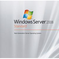Lenovo Besturingssysteem: Windows Server 2008 R2 Standard, 5 CALs, ROK, ML