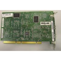 HP 2GB Fibre Channel Emulex 64-Bit interfaceadapter - Groen