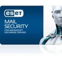 Eset software licentie: Mail Security f/ Microsoft Exchange Server