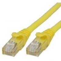 Microconnect netwerkkabel: UTP cat5e 3m - Geel