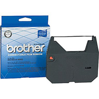 Brother printerlint: Film lift off ribbon black - Zwart