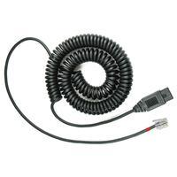 VXI koptelefoon accessoire: QD 1027G - Zwart