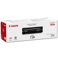 Canon cartridge: CRG-726 - Zwart