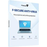 F-SECURE software: Anti-Virus