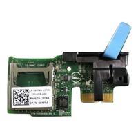 DELL geheugenkaartlezer: Internal Dual SD Module (SD Cards to beordered separately) - Kit - Zwart, Groen